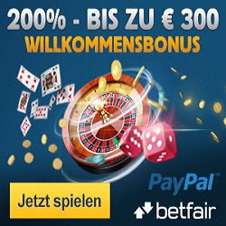 paypal betfair casino