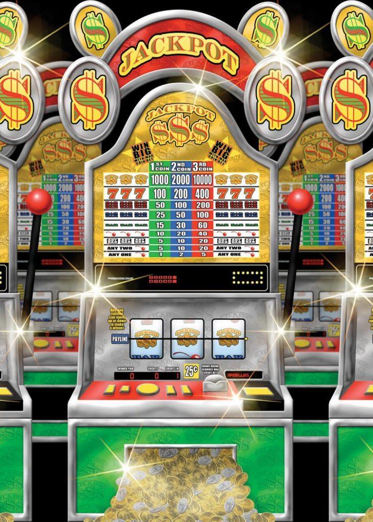 paypal casinos slot