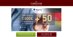 Bonus auf Paypalzahlungen