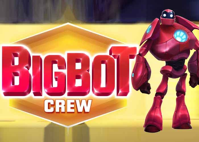 Der BigBot Crew Slot – Große Gewinne und interessante Funktionen