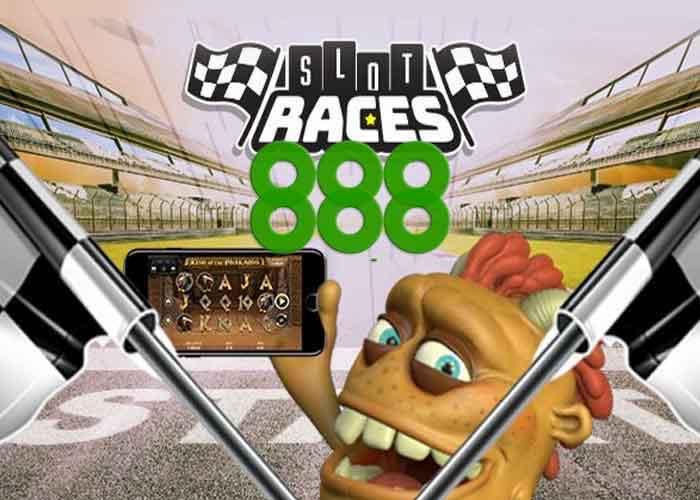 paypal casino 888 slotraces
