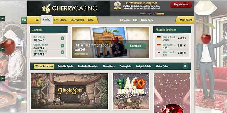cherrycasino webseite