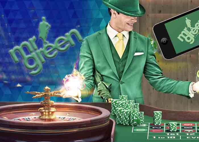 Online Casino Mr. Green Live Roulette