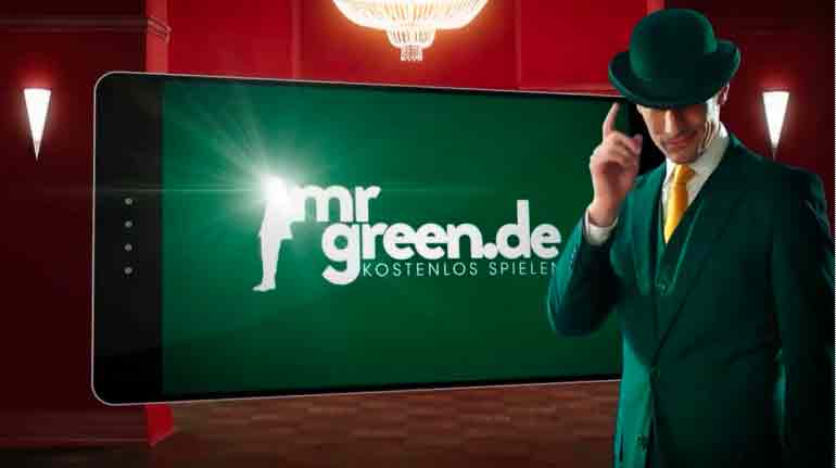 Online Casino Mr. Green