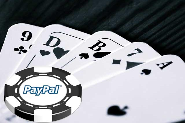 Casinospiele in Paypal Casinos