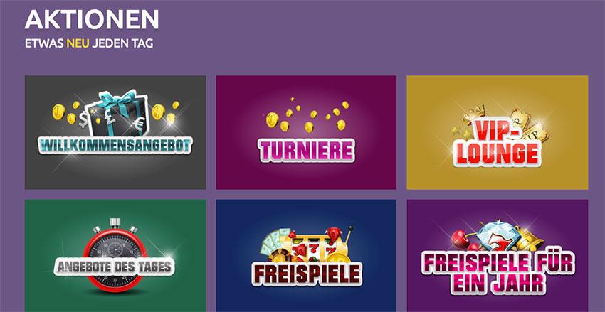 slotsmagic casino aktionen