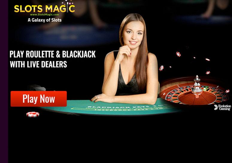 slotsmagic casino live casino