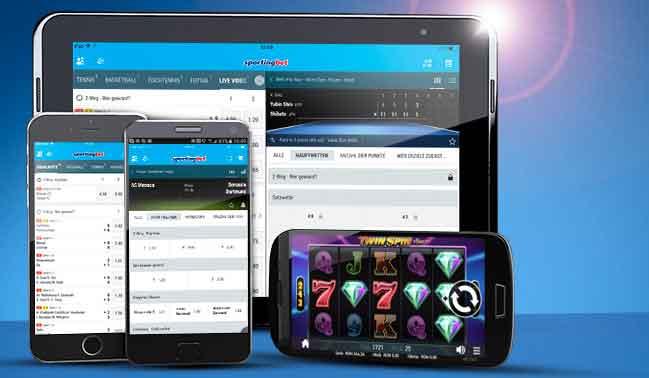 Sportingbet Casino Mobiles Casino