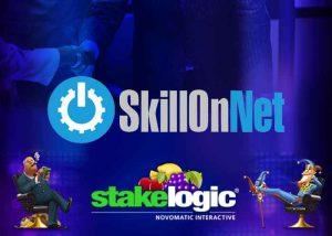 SkillOnNet und Stakelogic, eine erfolgsversprechende Partnerschaft