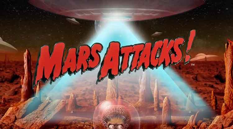 Der Mars Attacks! Slot – ein Abenteuer für Sc-Fi Fans