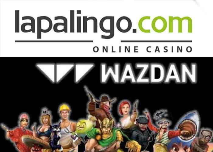 Wazdan Spiele bei Lapalingo