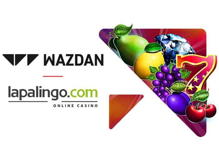 Ein neuer Deal – Ab sofort gibt es Wazdan Spiele bei Lapalingo