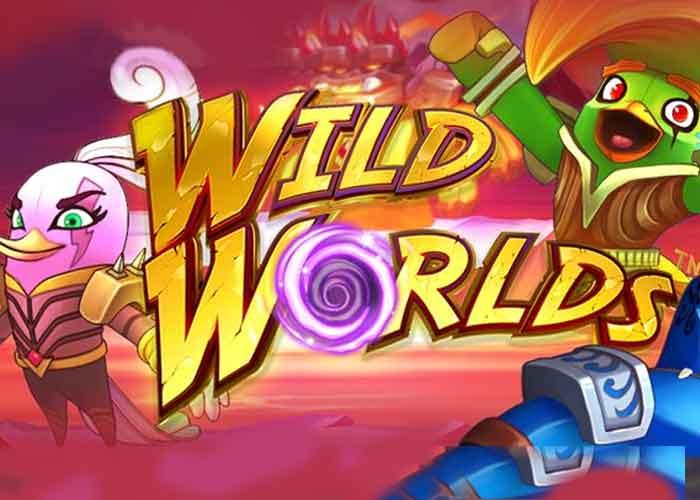 Der Wild Worlds Slot – helfen Sie  gefiederten Superhelden