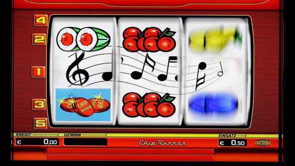 Glücksspiels und klassische Musik