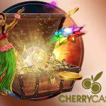 Willkommenspaket im CherryCasino
