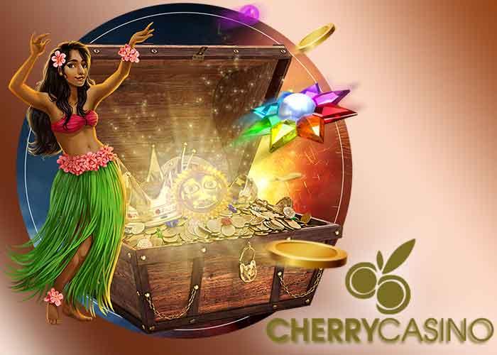 Neues Willkommenspaket im CherryCasino Bis 500,- € oder 250 Freispiele